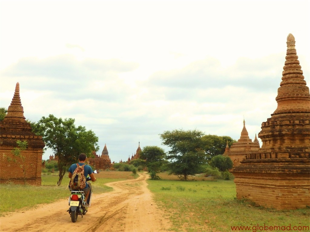 A Budget Backpackers Guide to Bagan